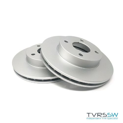 Brake Disc Front Vented 260MM 53MM - J0146A-53